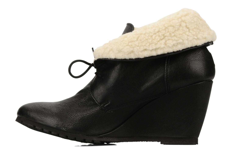 Boots en enkellaarsjes Eden Mimia Zwart voorkant