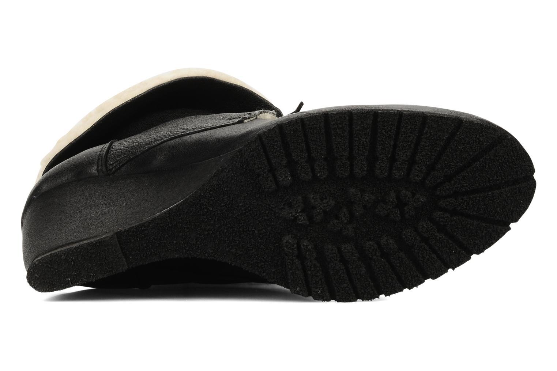 Boots en enkellaarsjes Eden Mimia Zwart boven