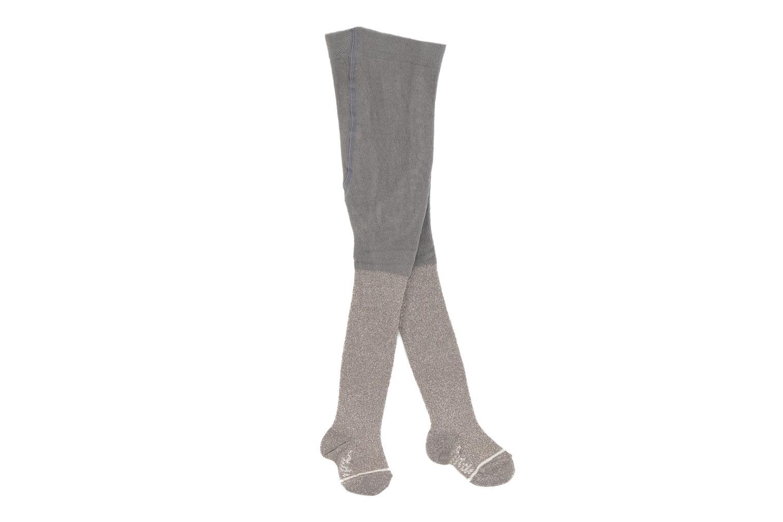 Chaussettes et collants Start Rite Tights lurex Gris vue détail/paire