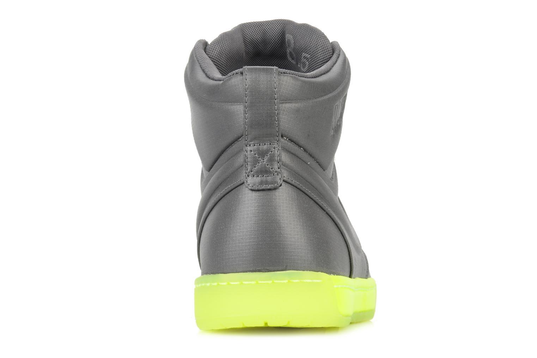 Sneaker Nike Wmns nike air royalty mid vt grau ansicht von rechts