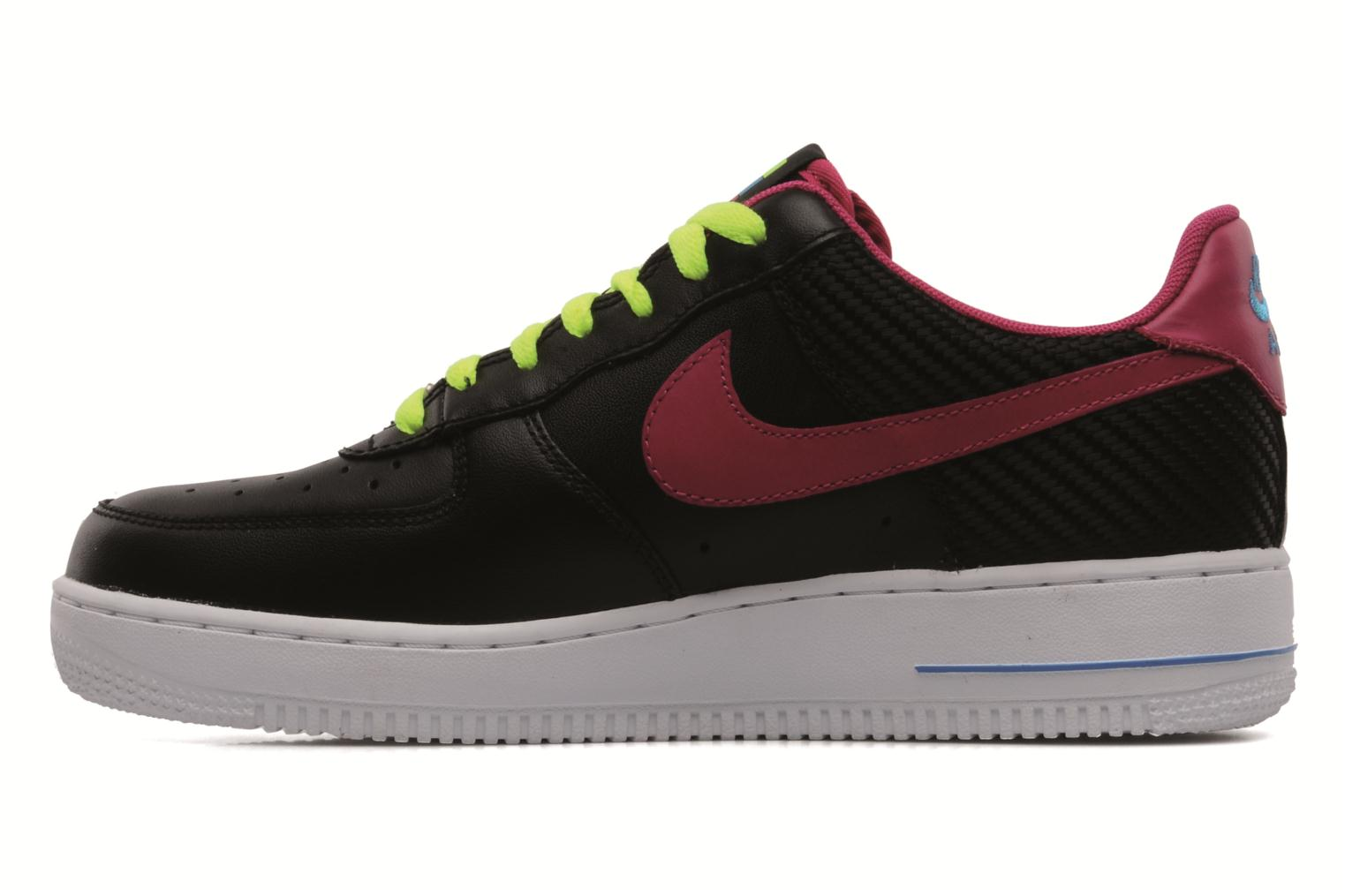 Air force 1 '07 le Black/Fireberry