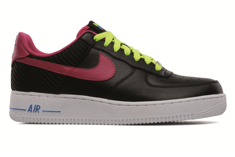 Deportivas Nike Air force 1 '07 le Negro vistra trasera