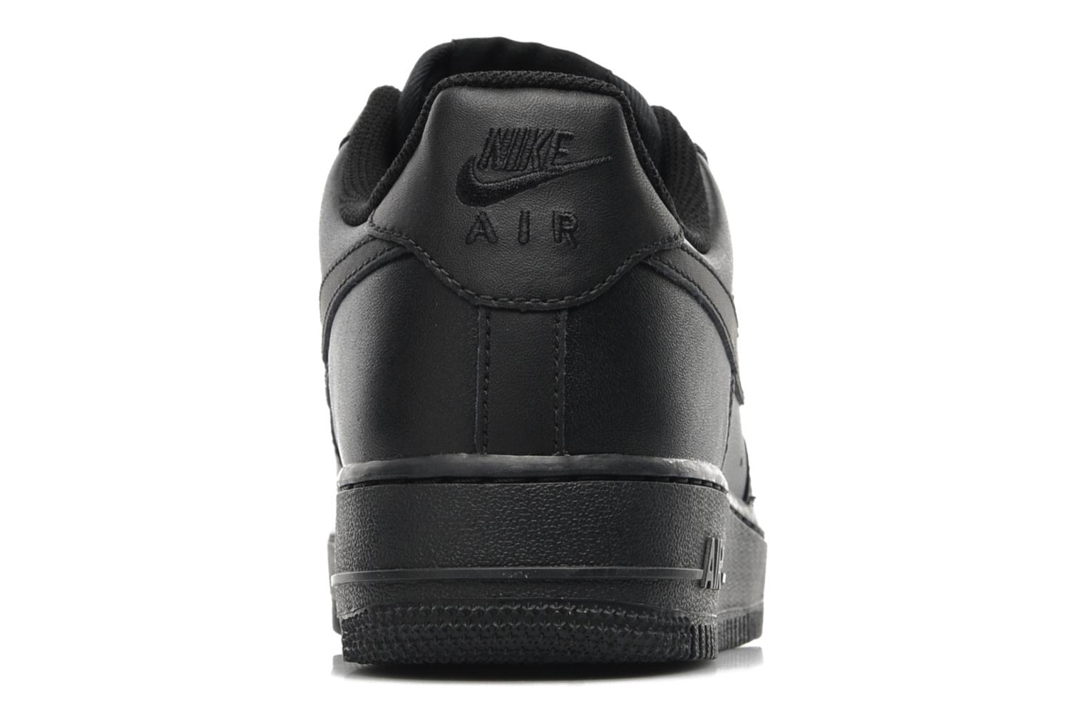 Sneakers Nike Air force 1 '07 le Nero immagine destra