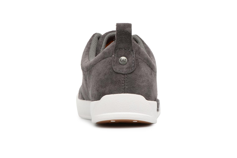 Sneaker Caterpillar Modesto grau ansicht von rechts