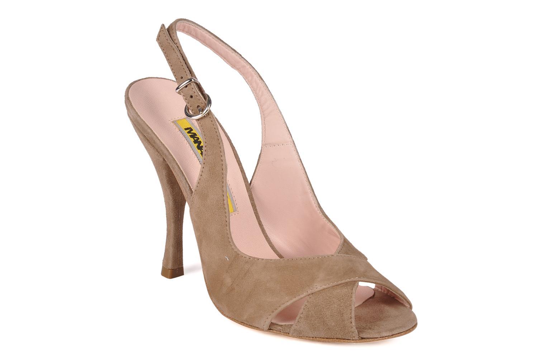 Sandali e scarpe aperte Manas Pulino Beige vedi dettaglio/paio