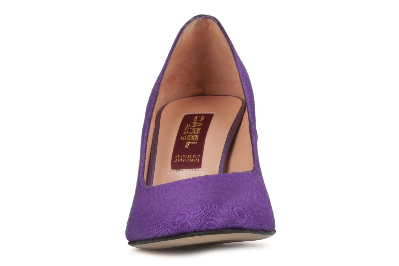 High heels Carel Verveine Purple model view