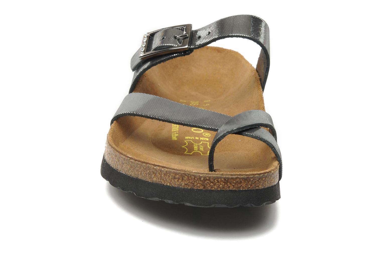 Sandales et nu-pieds Papillio Tabora flor w Argent vue portées chaussures