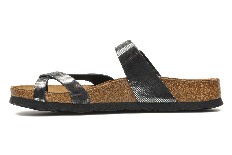 Sandales et nu-pieds Papillio Tabora flor w Argent vue face