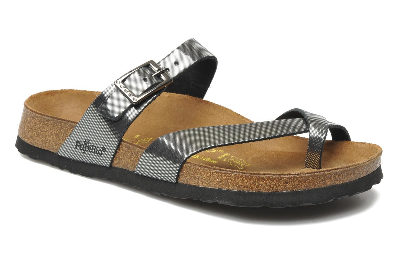 Sandales et nu-pieds Papillio Tabora flor w Argent vue détail/paire