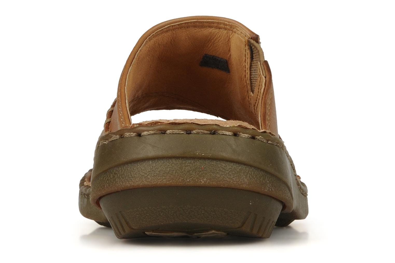 Rosa Tan Leather