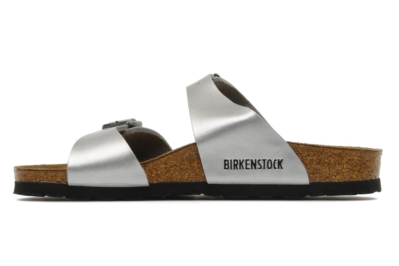 Wedges Birkenstock Sydney Flor W Zilver voorkant