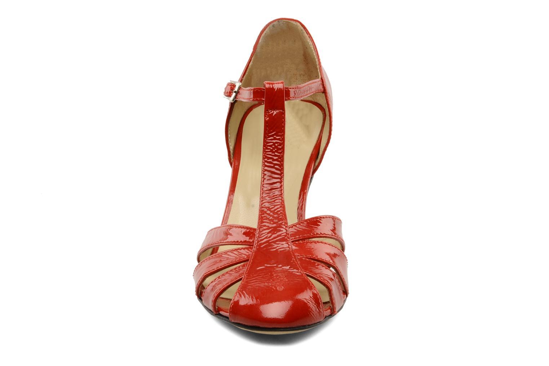 Escarpins Georgia Rose Vareo Rouge vue portées chaussures