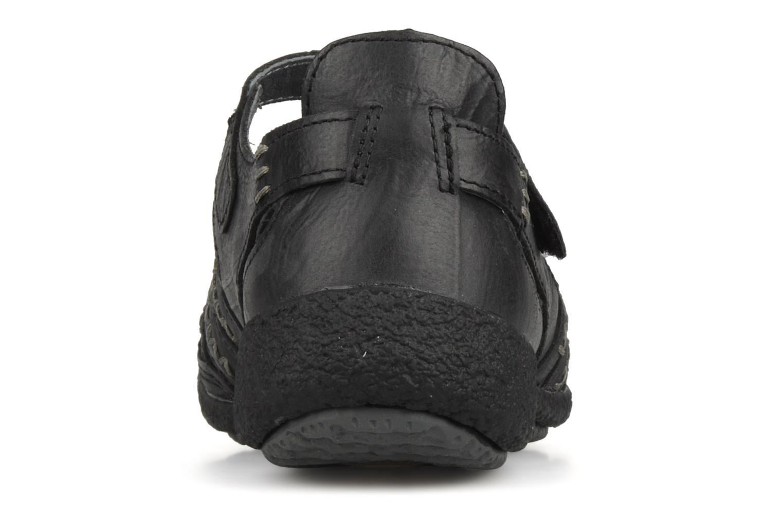 Sandales et nu-pieds Allrounder by Mephisto Galina Noir vue droite