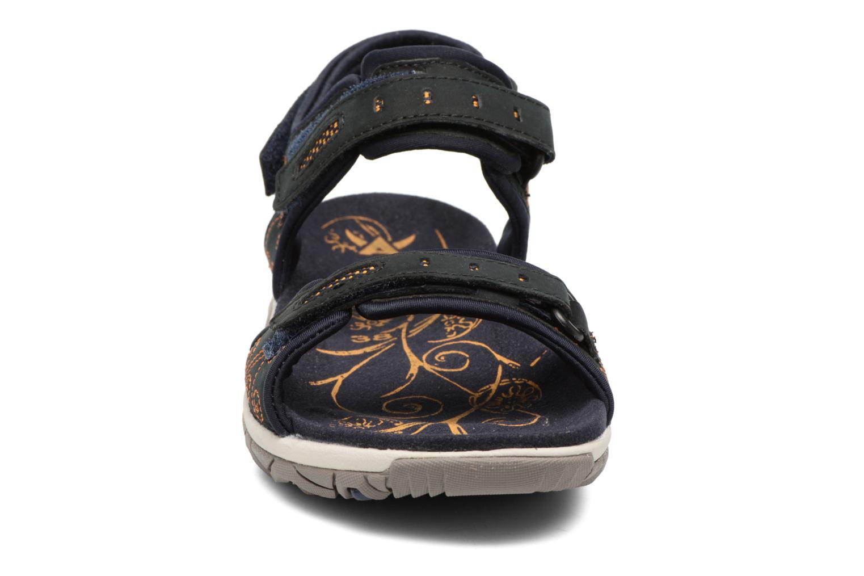 Chaussures de sport Allrounder by Mephisto Lagoona Noir vue portées chaussures
