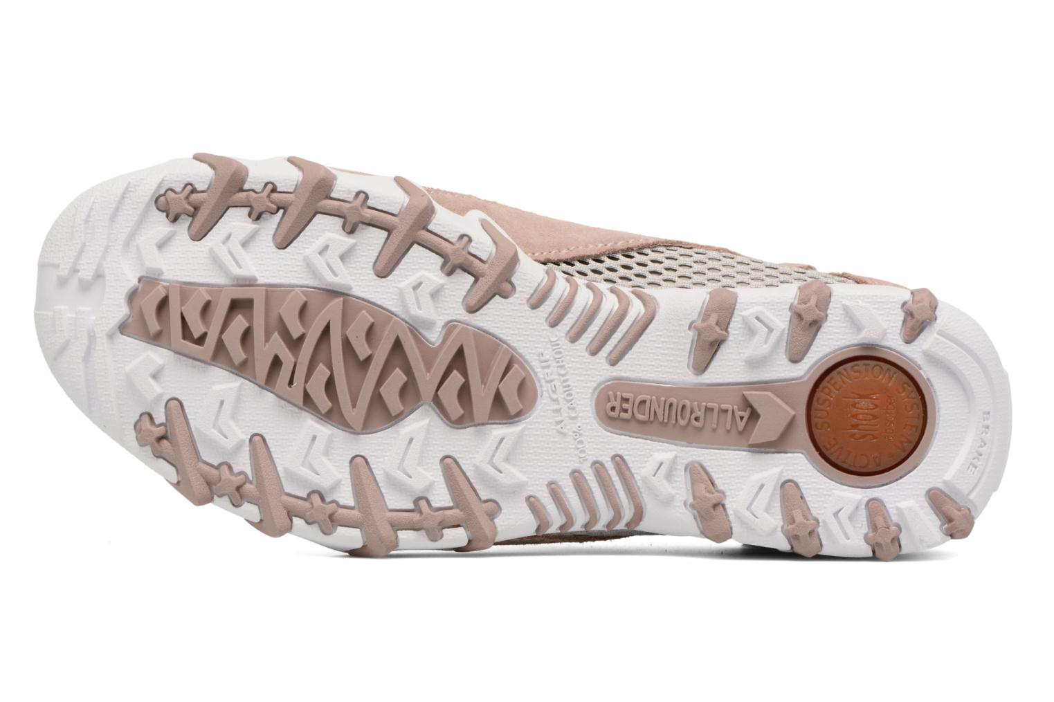 Sport shoes Allrounder by Mephisto Niro Pink view from above