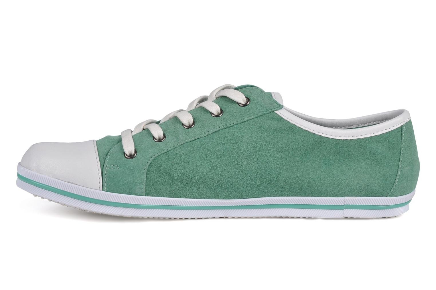 Trainers Georgia Rose Barilie Green front view