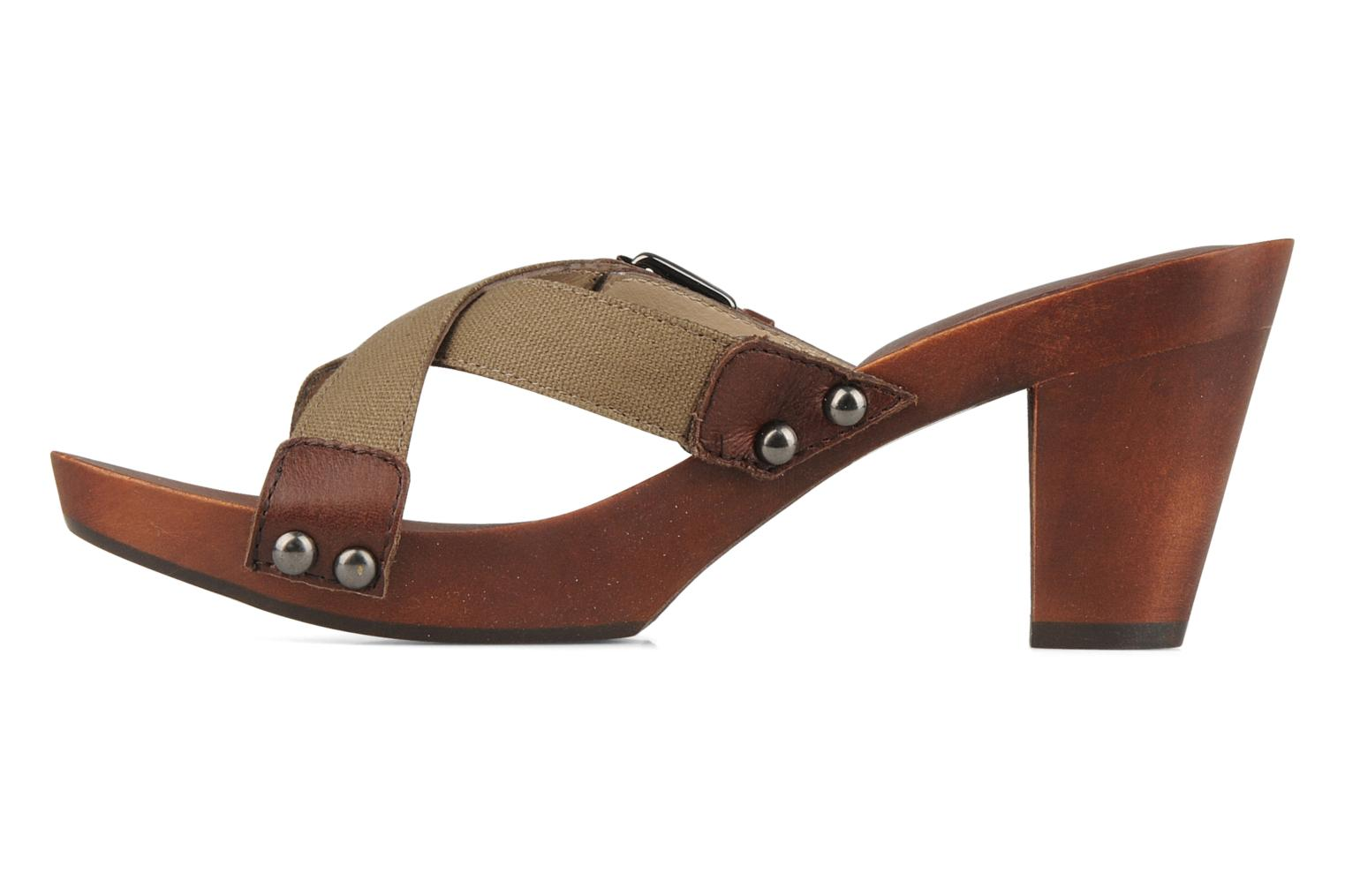 Mules & clogs Georgia Rose Cheerie Brown front view