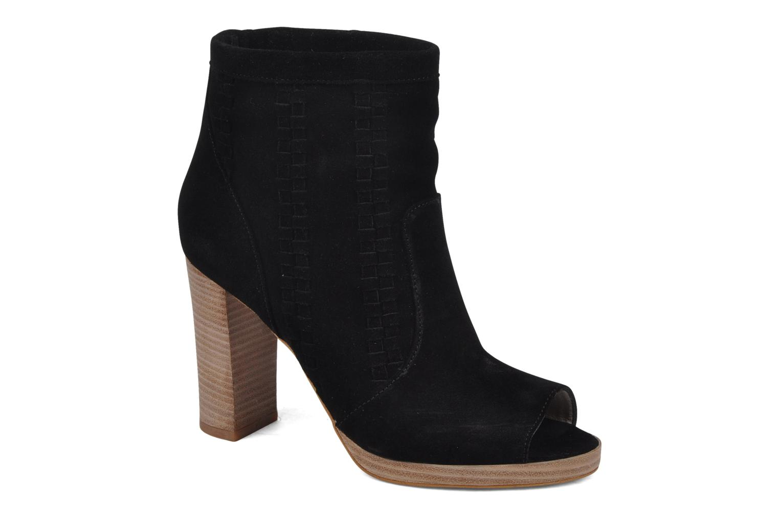Ankle boots Jonak Aviva Black detailed view/ Pair view
