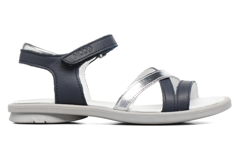 Sandals Mod8 Jelguy2 Blue back view