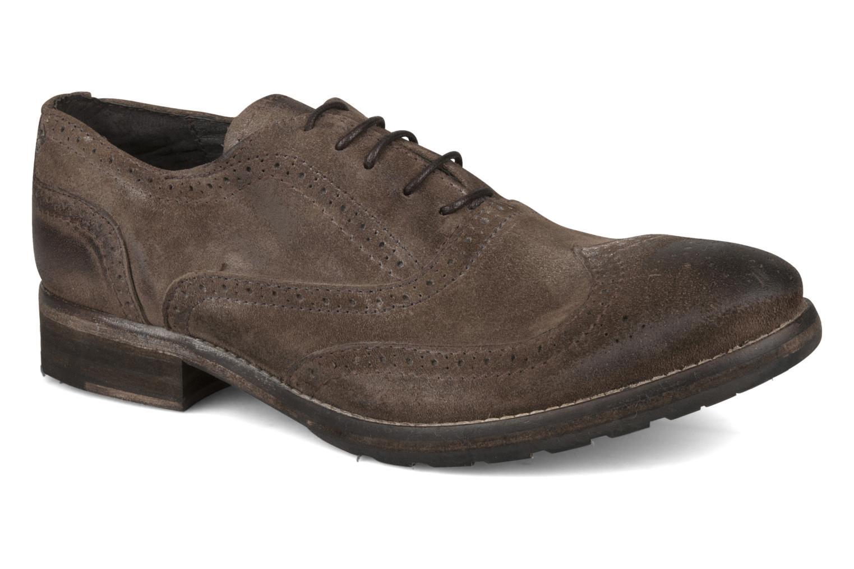 Chaussures à lacets Koah Karl 143 Marron vue détail/paire