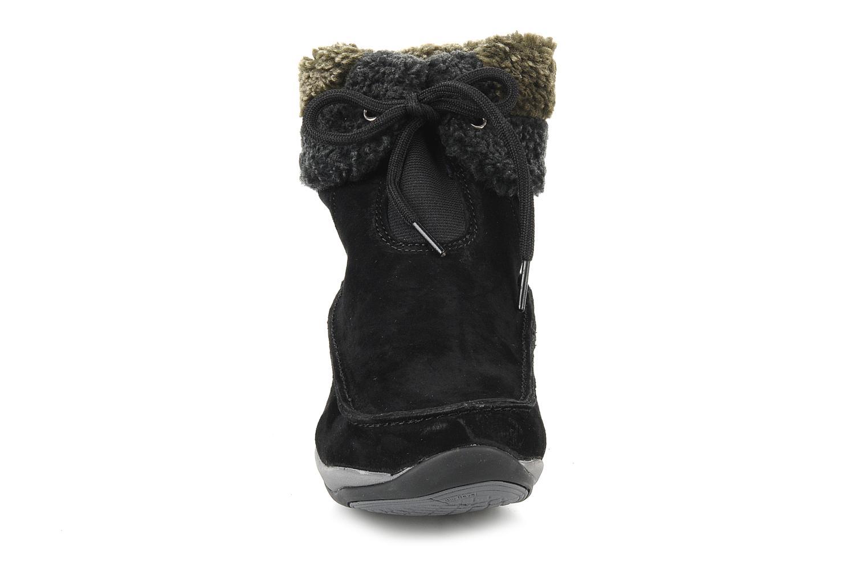 Bottines et boots Hush Puppies Rotate Noir vue portées chaussures