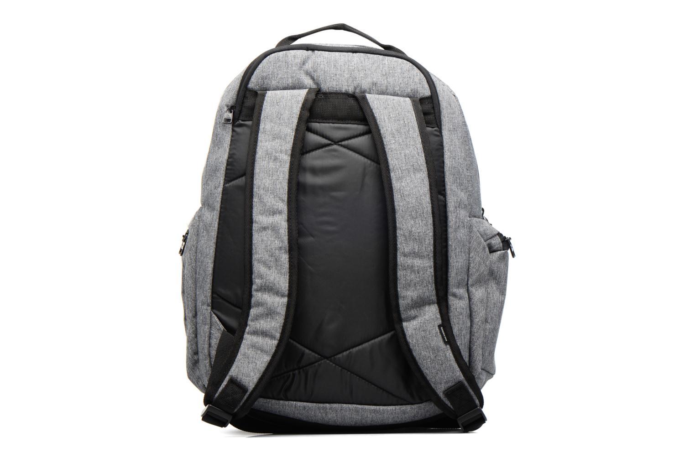 Mochilas Quiksilver Schoolie M Backpack Gris vista de frente