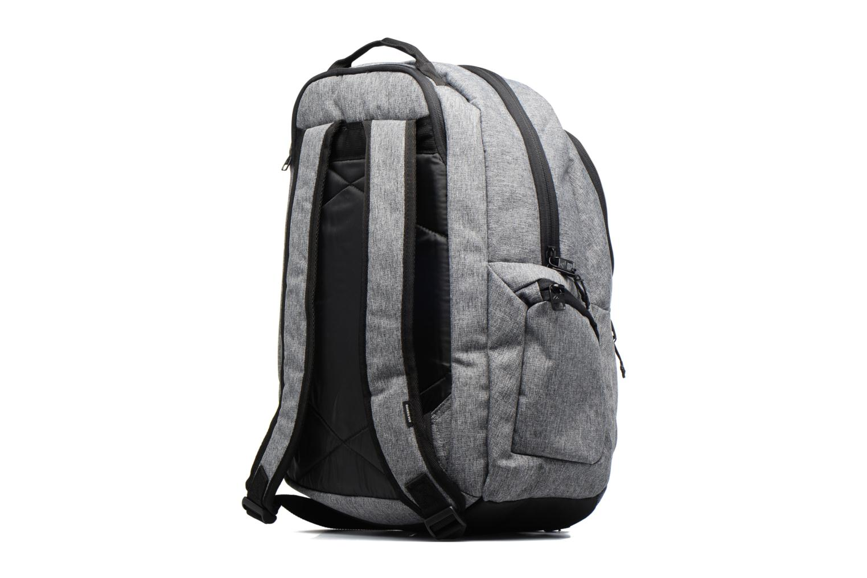 Mochilas Quiksilver Schoolie M Backpack Gris vista lateral derecha