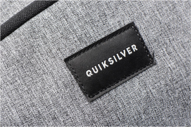 Sacs à dos Quiksilver Schoolie M Backpack Gris vue gauche