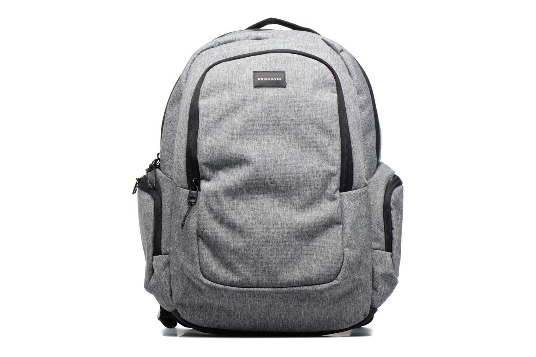 Mochilas Quiksilver Schoolie M Backpack Gris vista de detalle / par