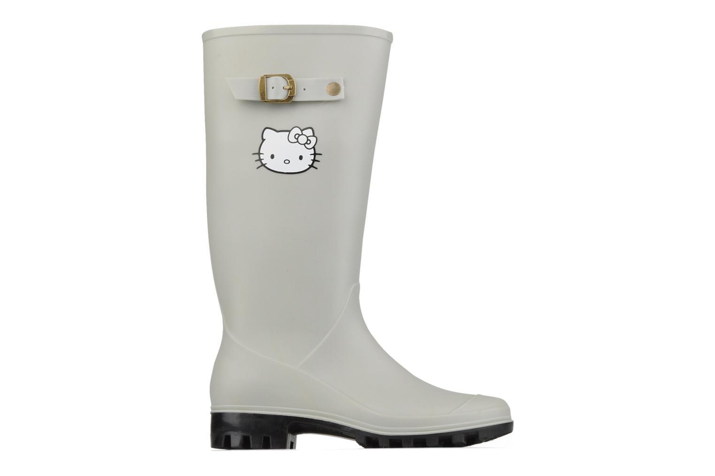 Laarzen Hello Kitty Hk-9815a Grijs achterkant