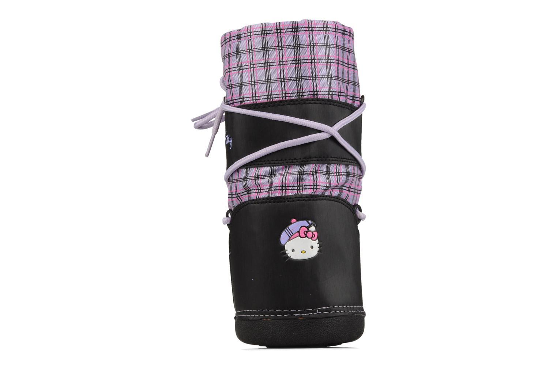 Bottes Hello Kitty Hk-liberte Violet vue droite