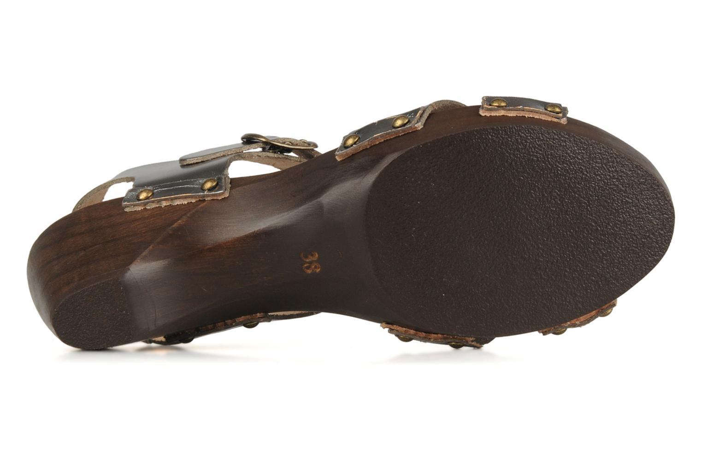 Sandali e scarpe aperte Bensimon Sandales exclu Argento immagine dall'alto