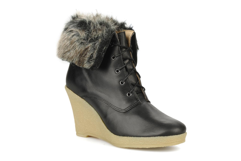 Stiefeletten & Boots Mellow Yellow Kafka schwarz detaillierte ansicht/modell