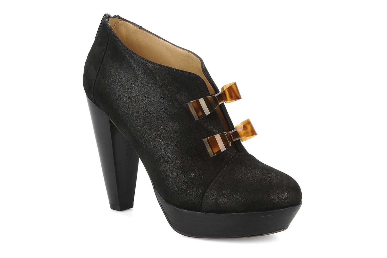Stiefeletten & Boots Mellow Yellow Kanada schwarz detaillierte ansicht/modell