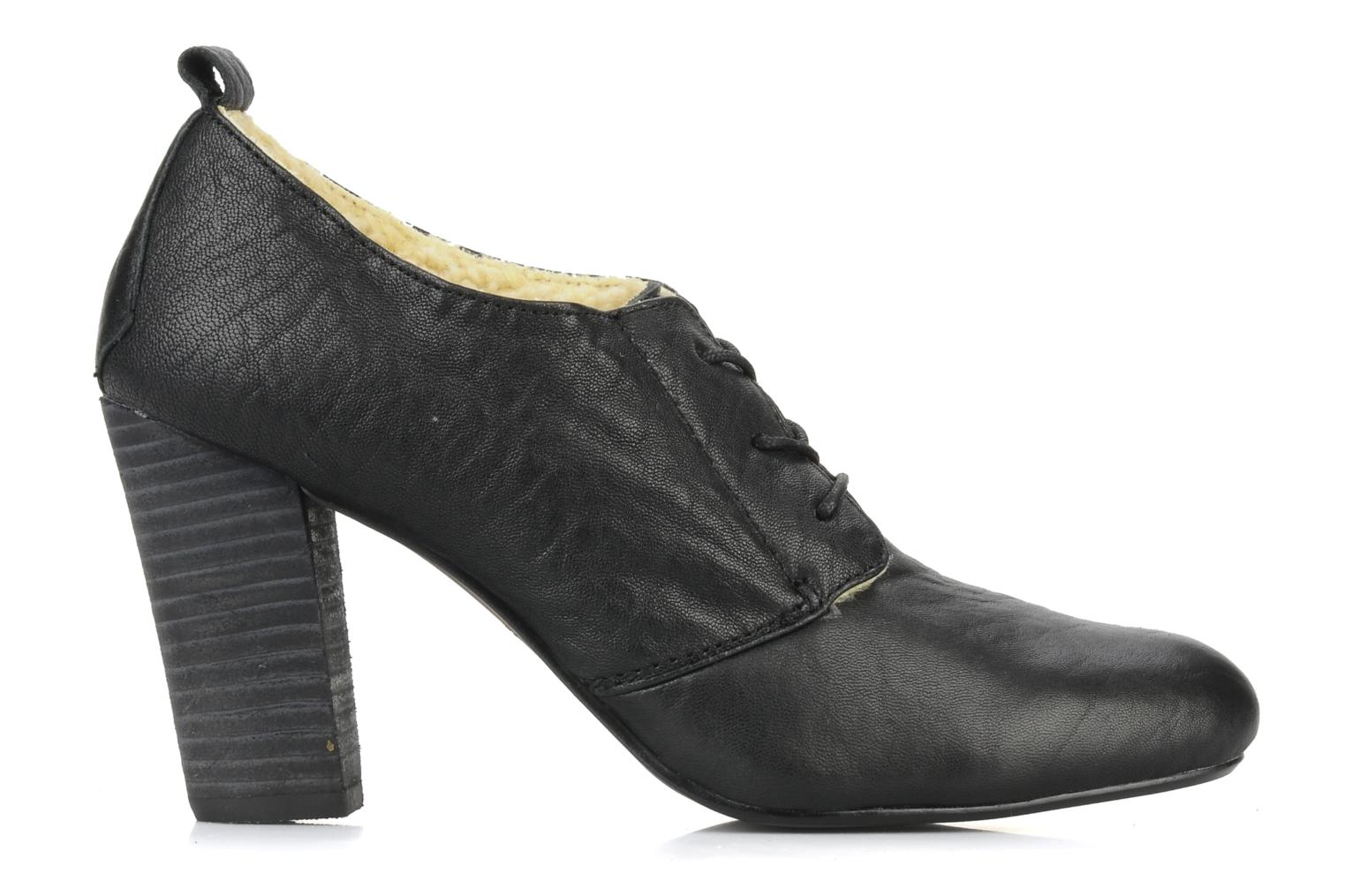 Lace-up shoes Mellow Yellow Kony Black back view