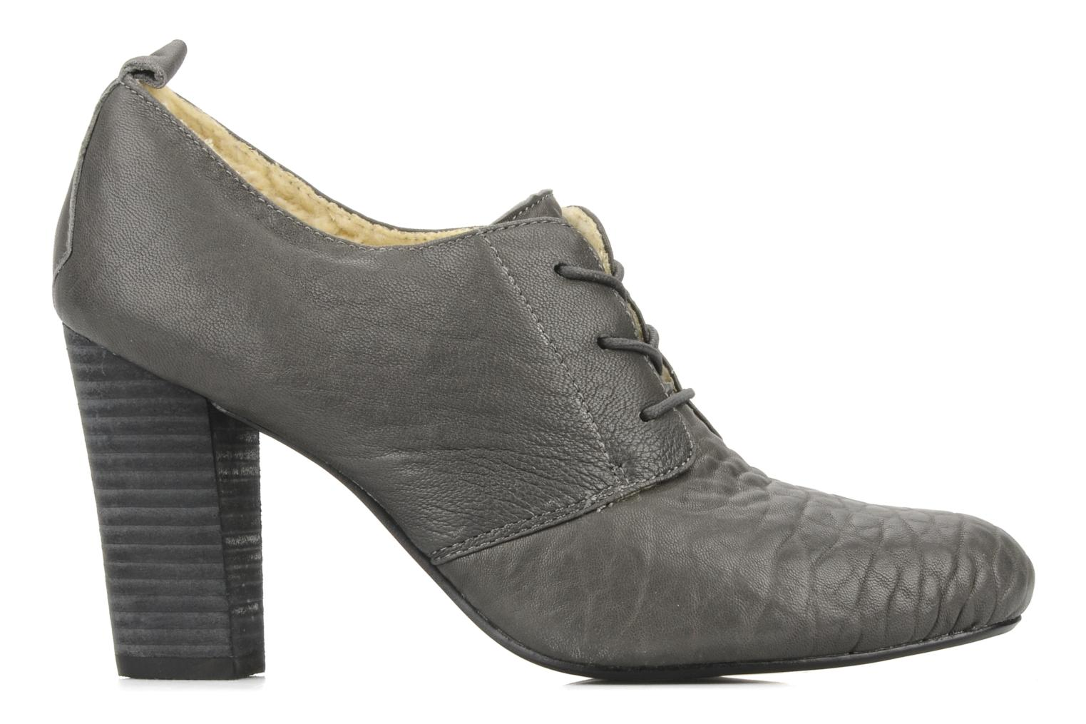 Lace-up shoes Mellow Yellow Kony Grey back view