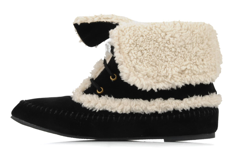 Bottines et boots Friis & company Annabell Noir vue face