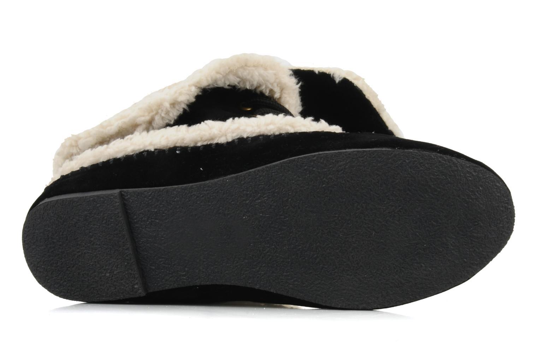 Bottines et boots Friis & company Annabell Noir vue haut