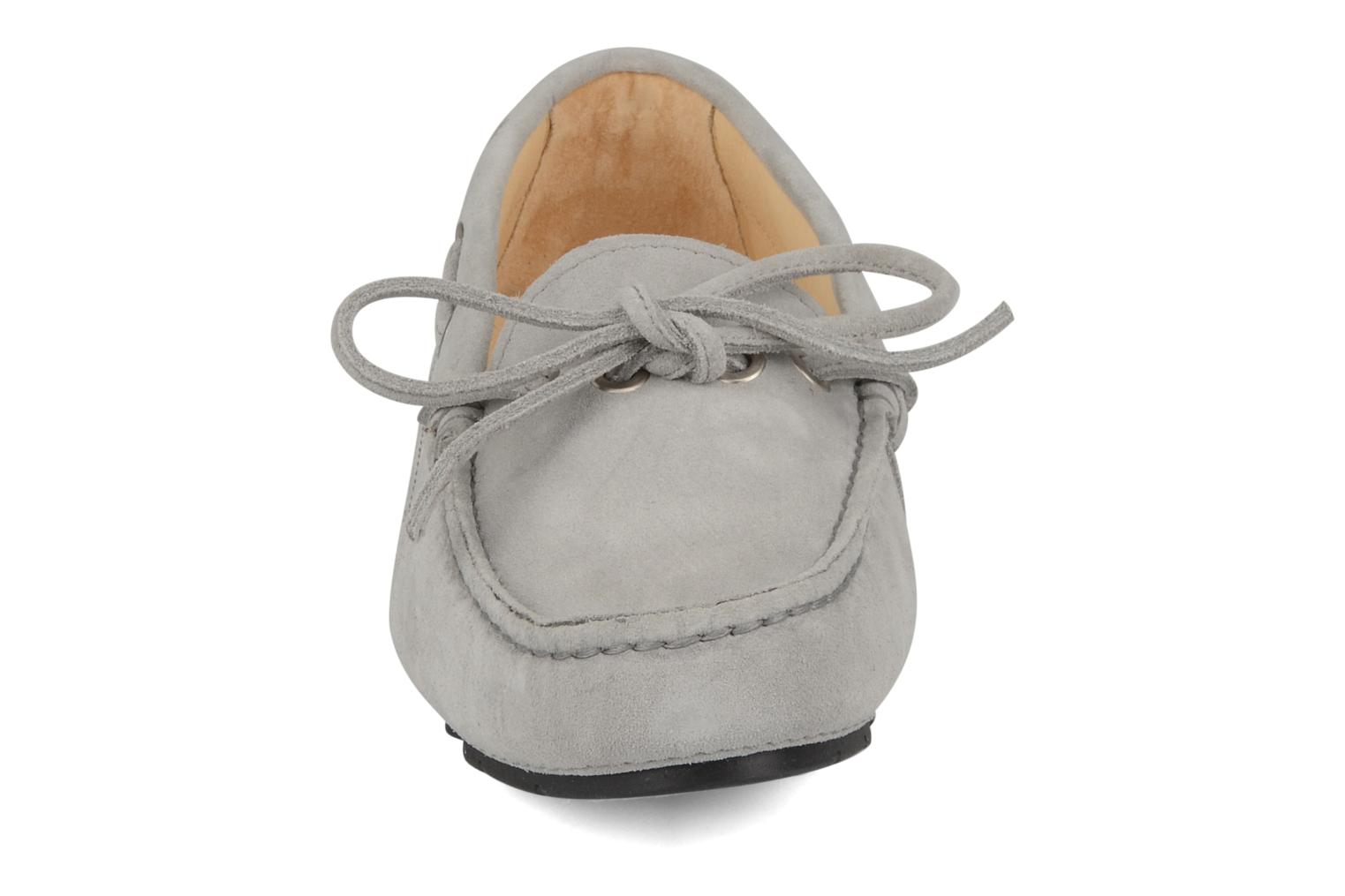 Loafers Georgia Rose Vinelle Grey model view