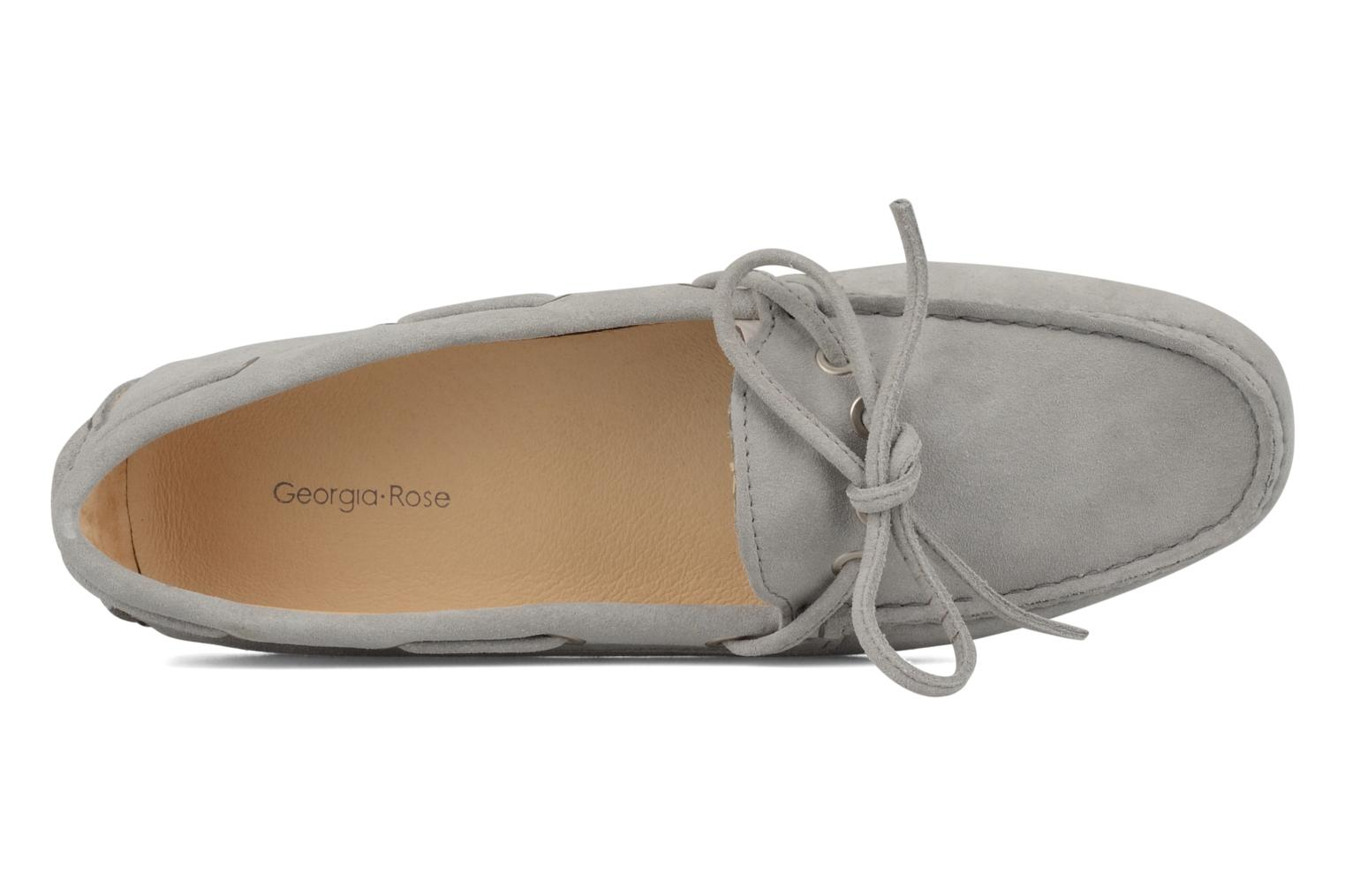 Loafers Georgia Rose Vinelle Grey view from the left