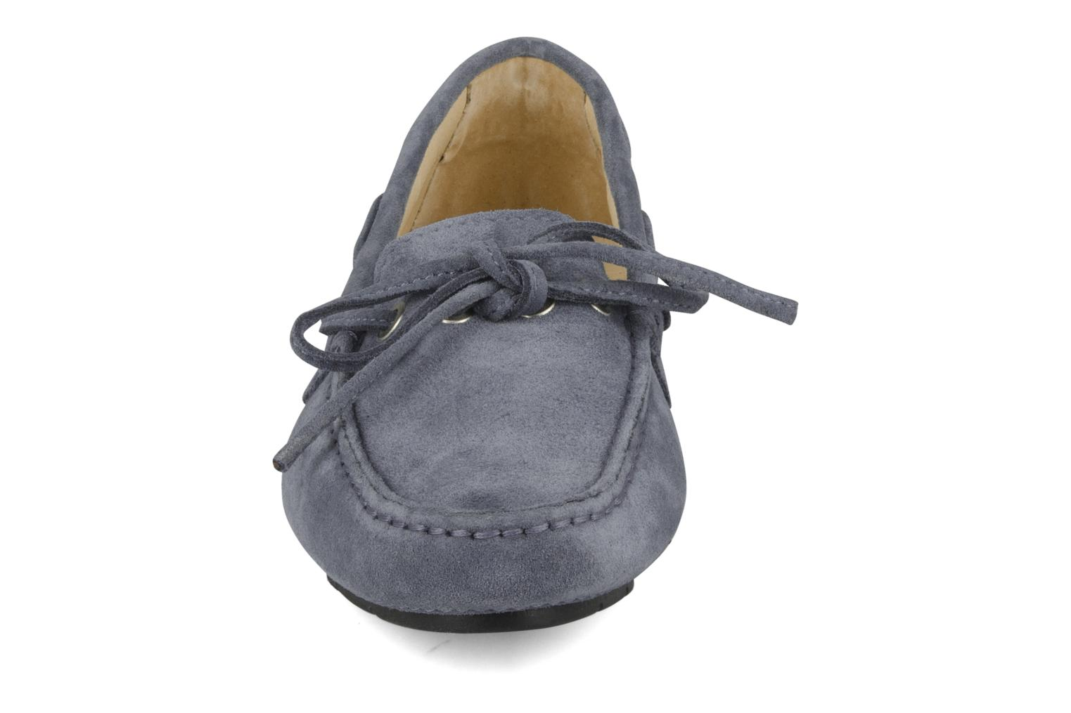 Loafers Georgia Rose Vinelle Blue model view