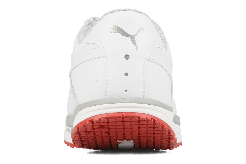 Chaussures de sport Puma Bodytrain leather Blanc vue droite