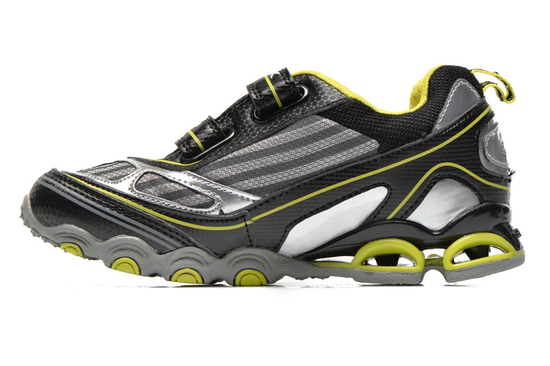 Sneaker Geox J tornado a mehrfarbig ansicht von vorne