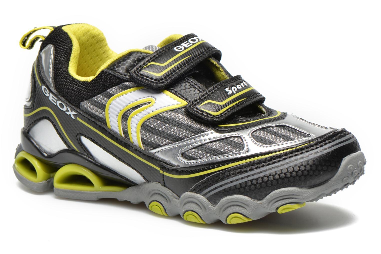 Sneaker Geox J tornado a mehrfarbig detaillierte ansicht/modell