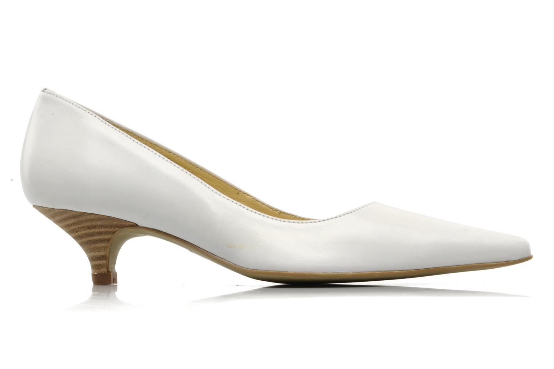 High heels Georgia Rose Amisi White back view