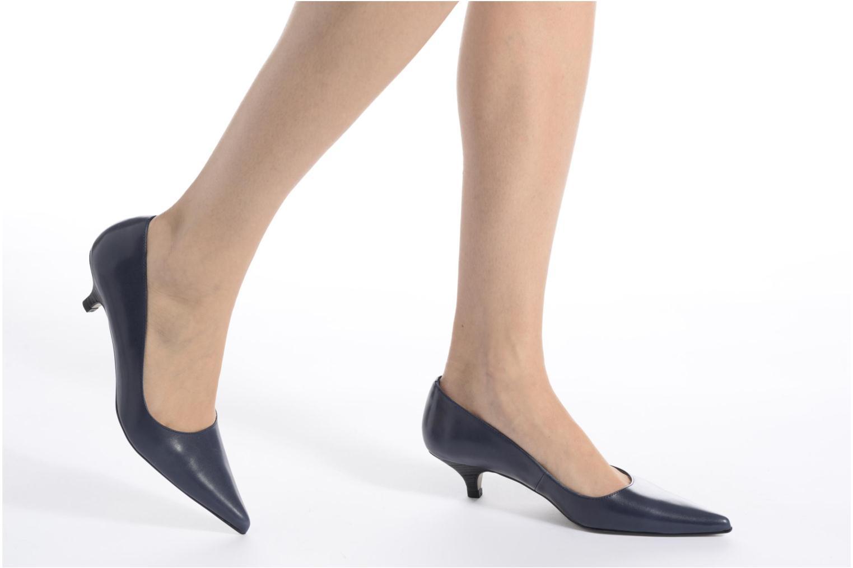 Zapatos de tacón Georgia Rose Amisi Negro vista de abajo