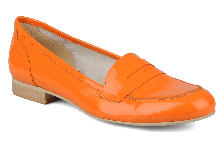 Loafers Georgia Rose Afuro Orange detailed view/ Pair view
