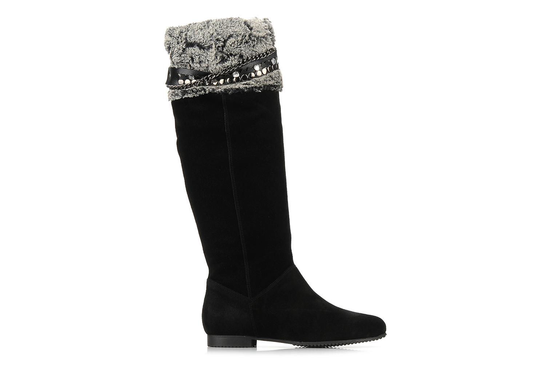 Stiefel Tosca Blu Shoes Acerra schwarz ansicht von hinten