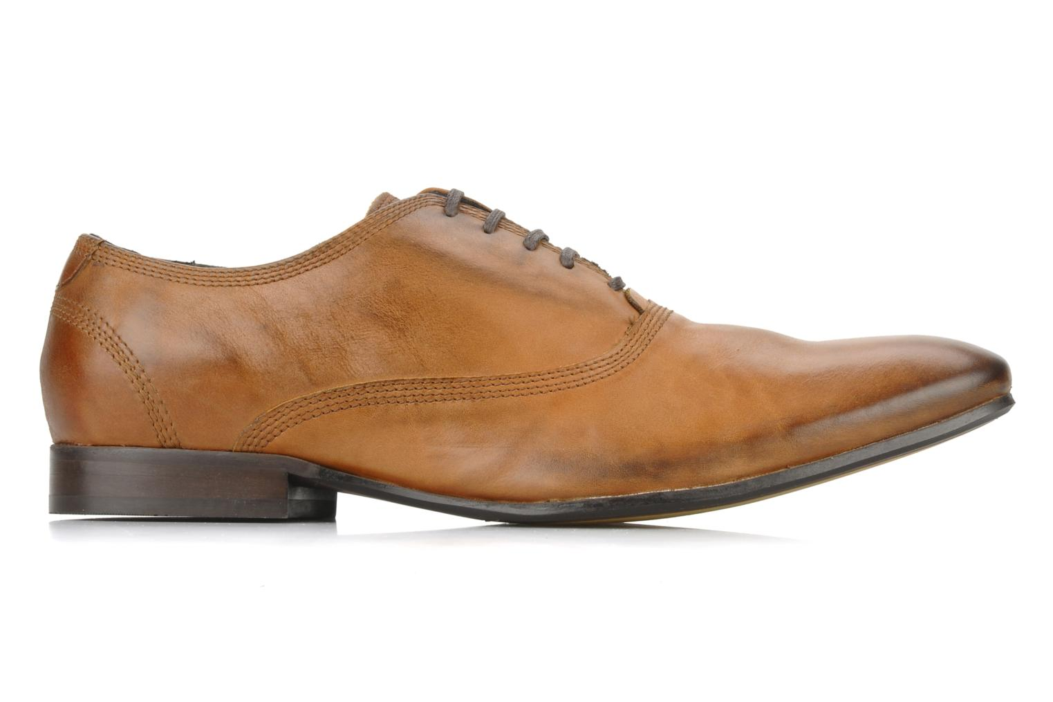 Lace-up shoes H by Hudson Vincent Brown back view