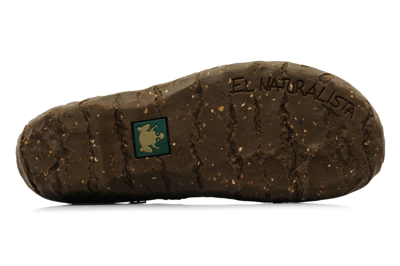 Stivaletti e tronchetti El Naturalista Iggdrasil no150 Nero immagine dall'alto